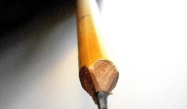 Spitzer Stift
