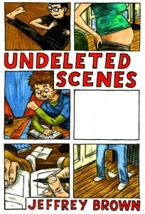 Undeleted Scenes cover jeffrey brown