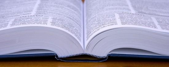 Buch offen Schriftsteller Autor