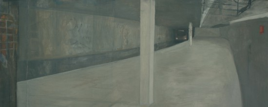 Erscheinen deutsche Bahn Gemälde Til Köhler
