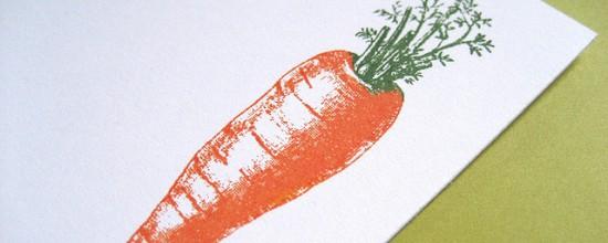 carrot karotte Möhre grafik