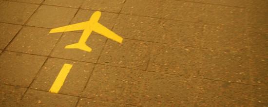 Flughafen symbol