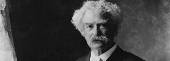 Kunst und so cover mark twain